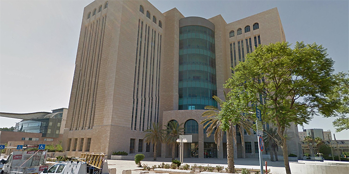 בית המשפט המחוזי בבאר שבע - גוגל מפות ©