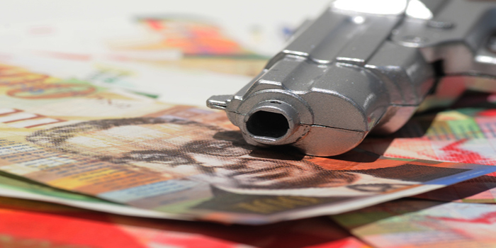 נחשפו עשרות שטרות מזויפים בדירה בעיר נתיבות