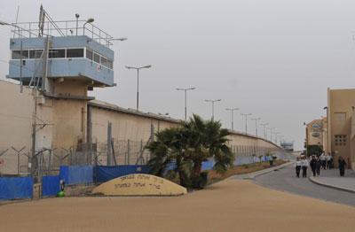 """בית כלא אשל - צילום: אתר שב""""ס"""