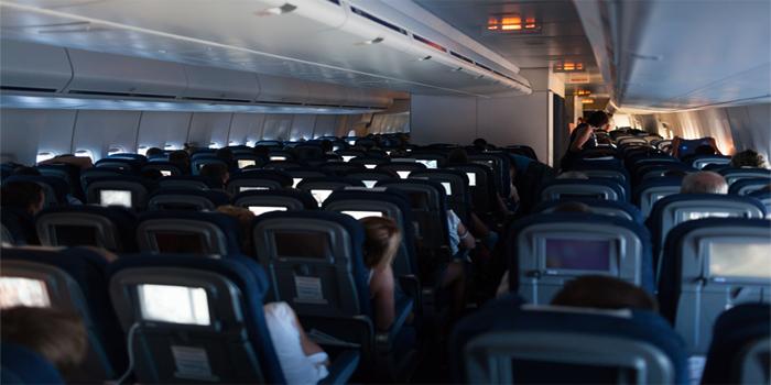 נעצר אדם חרדי שהתפרע בטיסה