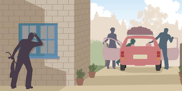 פריצה והתפרצות לדירה - משמעותה והעונש בצידה