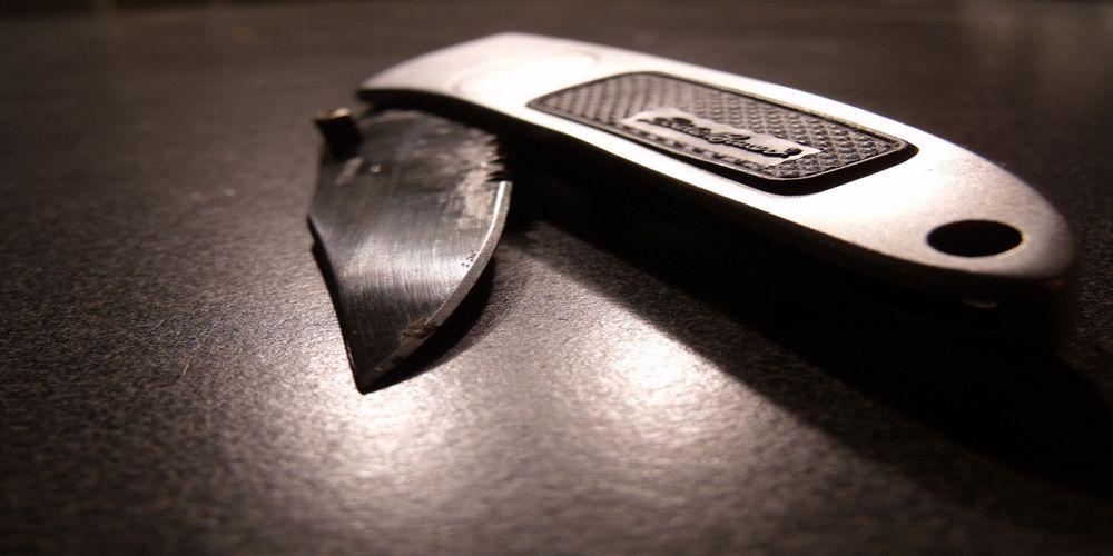 עבירת החזקת סכין או אגרופן