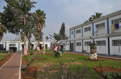 """בית כלא מעשיהו - צילום: אתר שב""""ס"""
