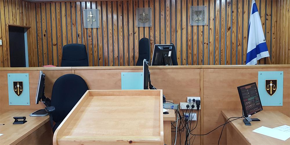 עורך דין צבאי אסף דוק - מומחה למשפט צבאי