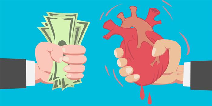 עבירות סחר באיברים - סוגים ועונשים