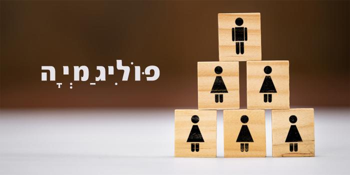 עבירת ריבוי נישואין (פוליגמיה) - משמעותה והעונש בצידה