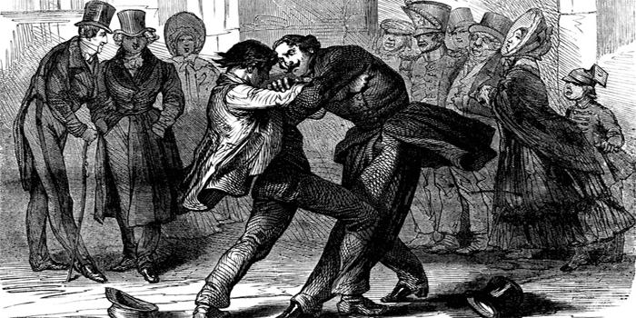 עבירת תגרה במקום ציבורי - משמעותה והעונש בצידה