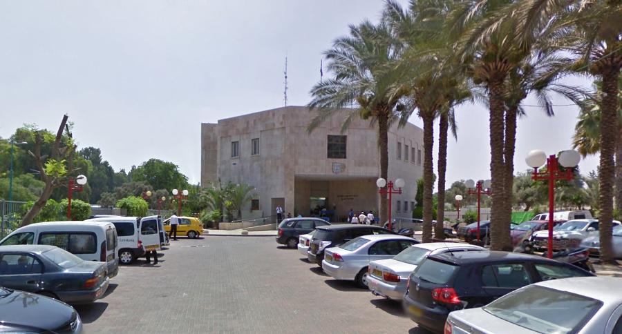 בית משפט השלום ברמלה - גוגל מפות ©