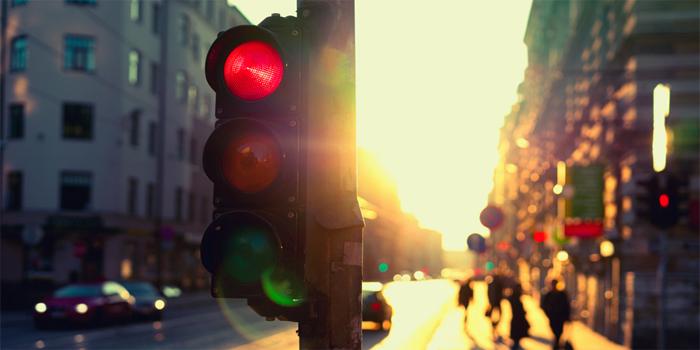 מעבר באור אדום - השלכות ועונשים