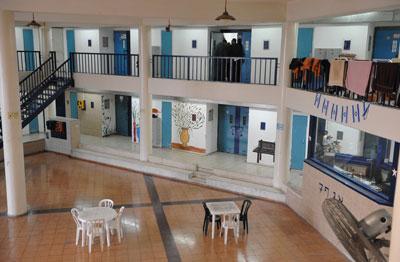 """בית כלא רימונים - צילום: אתר שב""""ס"""