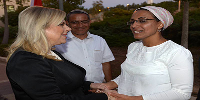 שרה נתניהו נחקרה באזהרה בחשד לקבלת דבר במרמה - pmo.gov.il ©