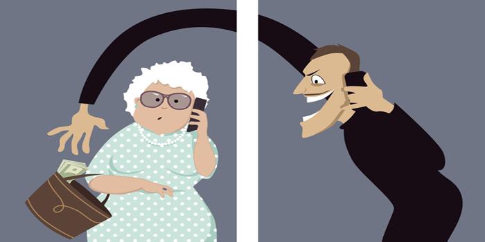 חשד למרמה בנסיבות מחמירות באמצעות הטלפון