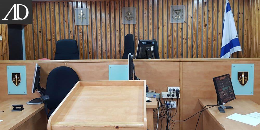 עורך דין צבאי - אסף דוק