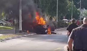 ניסיון חיסול בנשר – צעיר נפצע קשה בפיצוץ מכוניתו
