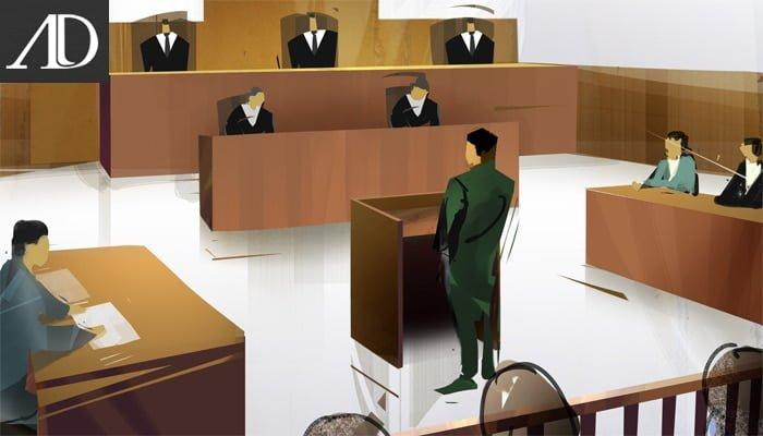 Asaf Dok Criminal Lawyer