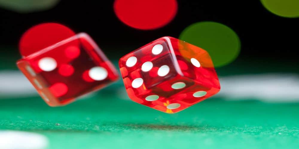עבירות משחקים אסורים, הגרלות והימורים