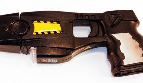 באילו מקרים מותר לשוטרים להשתמש באקדח טייזר?