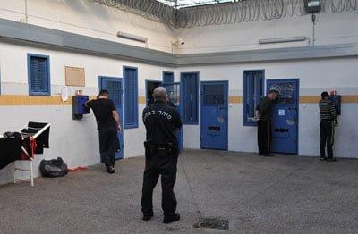 """בית מעצר אבו כביר - צילום: אתר שב""""ס"""