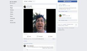 """בית המשפט הורה לסגור את דף הפייסבוק """"נתפסו על חם"""" של צייד הפדופילים אבי דוביצקי"""