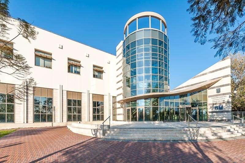 בית המשפט לתעבורה באשדוד - צילום: PHOTOALEX ביצוע: קן התור הנדסה ובנין בע