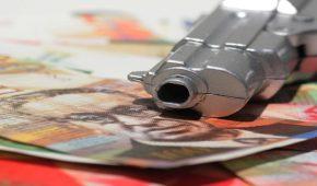 גל מעצרים בשרון לשבעה עבריינים החשודים בסחיטת בעלי עסקים