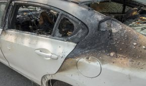 26 חודשי מאסר לצעיר שהצית רכבים על רקע סכסוך פלילי