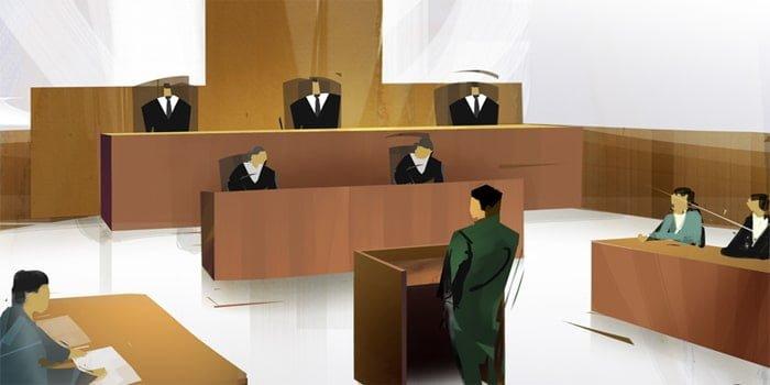 בקשה להימנע מהעמדה לדין פלילי