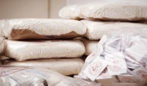 ייבאו קילו קוקאין מפרו בתוך ציורי שמן