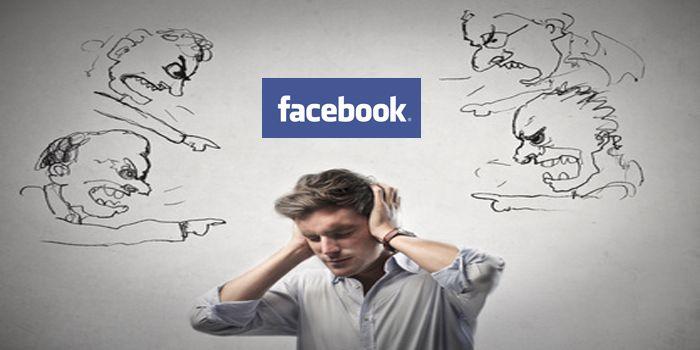 איומים בפייסבוק