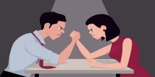 האם ניתן לחייב את הבעל לתת גט בגלל אלימות במשפחה?