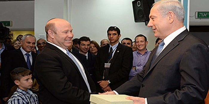זכויות בתמונה: אתר משרד ראש הממשלה