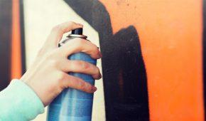 ריסוס גרפיטי – עבירה פלילית או אומנות מעוררת השראה