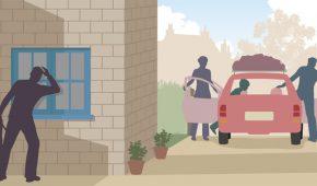 פריצה והתפרצות לדירה – משמעותה והעונש בצידה