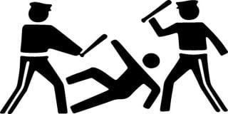 """אלימות שוטרים והטיפול של מח""""ש"""