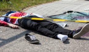 גרימת מוות ברשלנות בתאונת דרכים