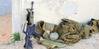 שימוש לא חוקי בנשק בצבא