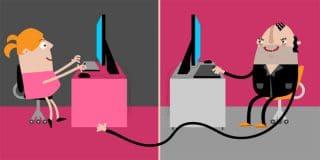 עבירות מין בצ'אטים וירטואליים ברשת – סוגים ועונשים