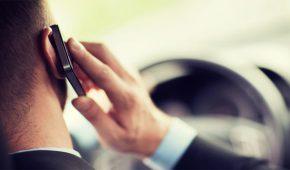 דיבור בטלפון נייד בזמן נהיגה – קנסות ועונשים