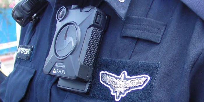 פרויקט מצלמות גוף לשוטרים - זכויות בתמונה: police.gov.il