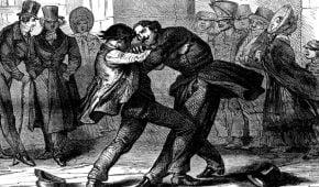 עבירת תגרה במקום ציבורי – משמעותה והעונש בצידה