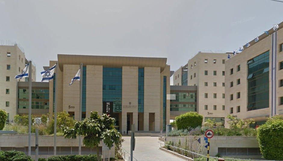 בית משפט השלום בראשון לציון - גוגל מפות ©