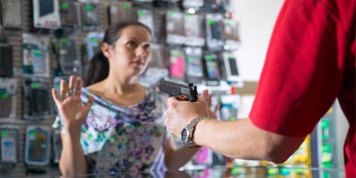 ירצה 68 חודשי מאסר לאחר ששדד תכשיטים וכספים במאות אלפי שקלים באיומי אקדח אוויר