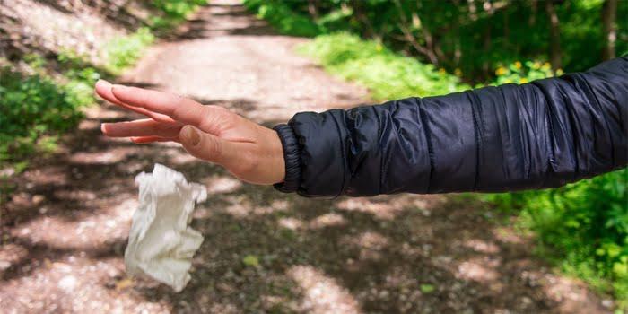 עבירת השלכת פסולת - משמעותה והעונש בצידה