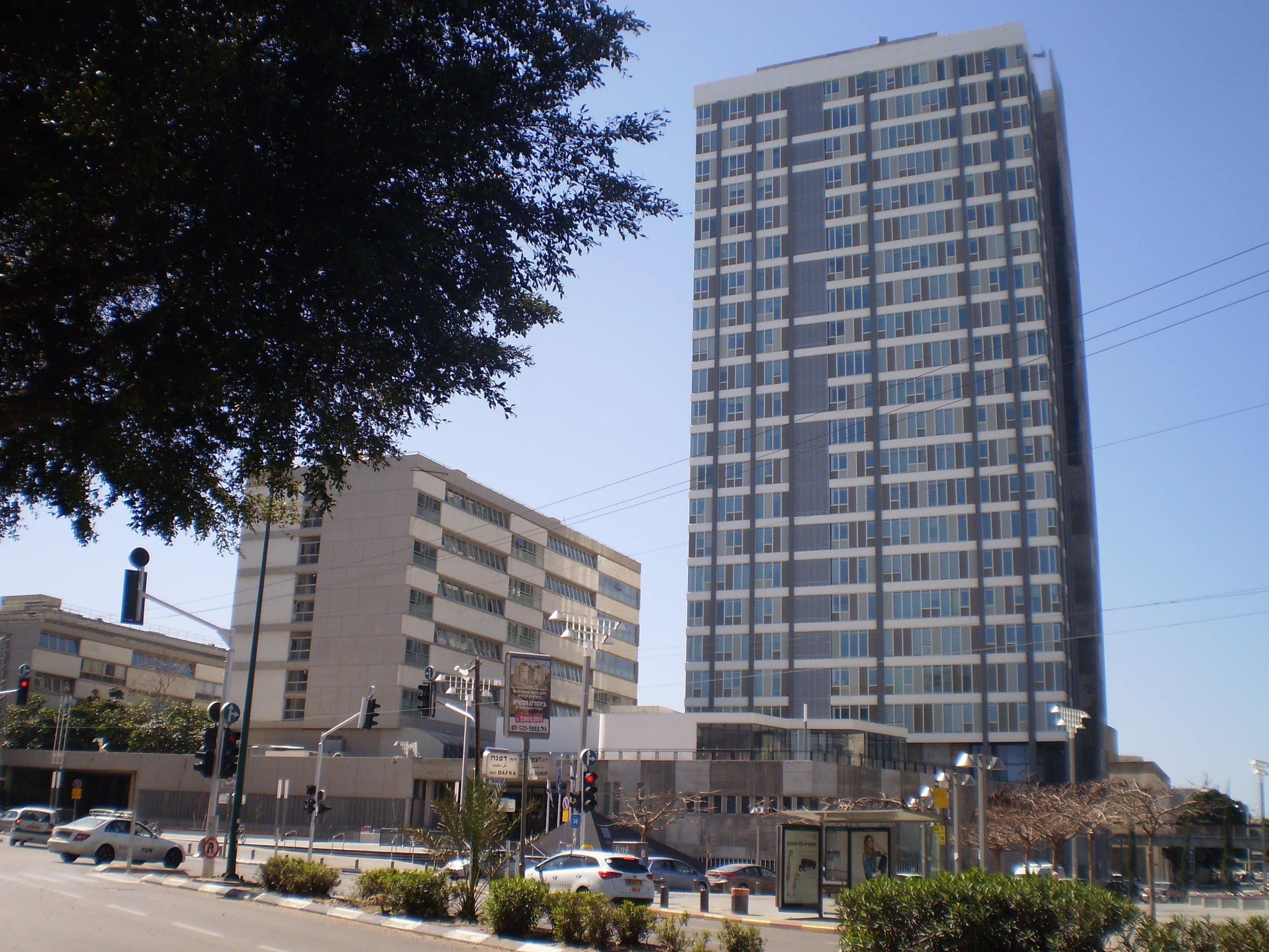בית המשפט המחוזי בתל אביב - זכויות בתמונה: he.wikipedia.org