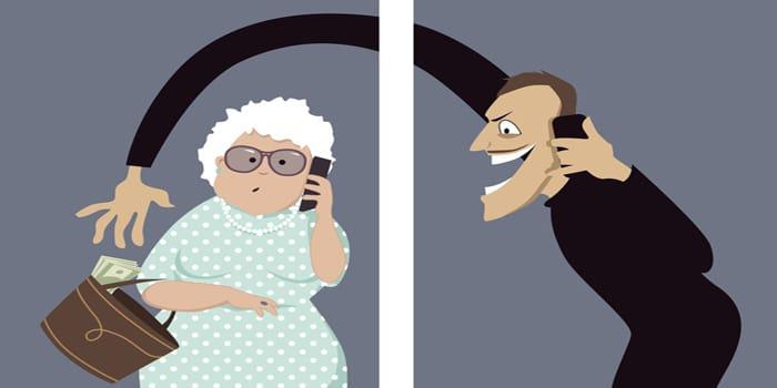 ועקצת פני זקן - על הונאת קשישים וניצולם