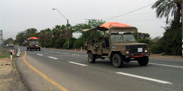 עבירות תעבורה בצבא - סוגים ועונשים