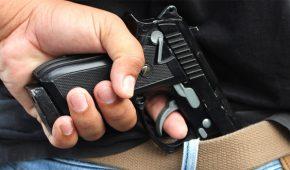 נשא אקדח טעון וירצה 15 חודשי מאסר לאחר שהעליון דחה את ערעורו