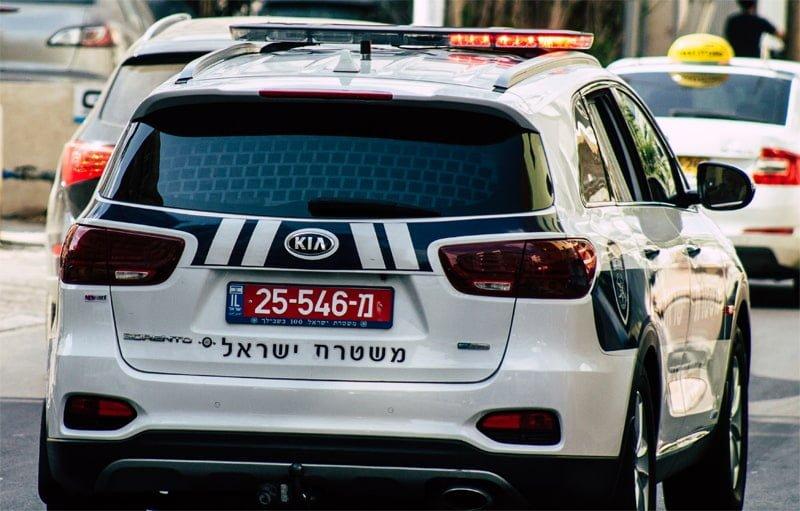 משטרת ישראל - עבירות אלימות במשפחה