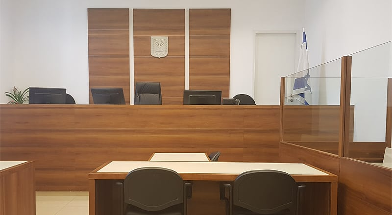 בית המשפט בבת ים