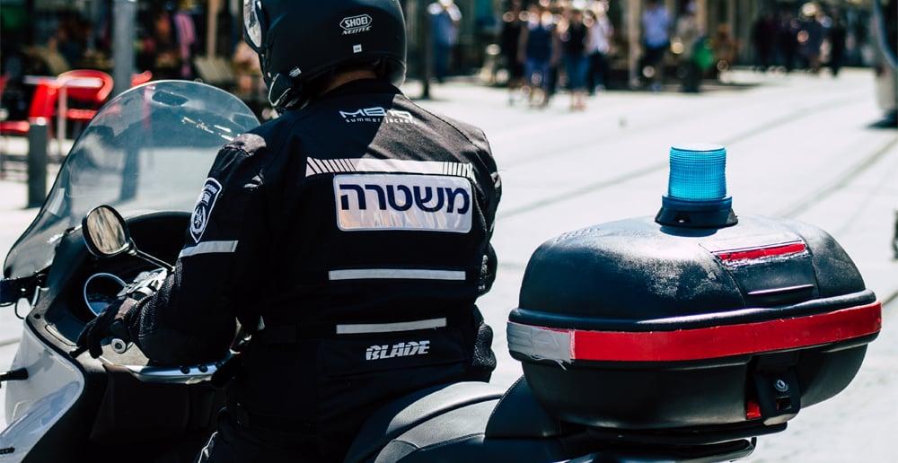 עונש מאסר לשוטר שהורשע בגניבה מבית מגורים